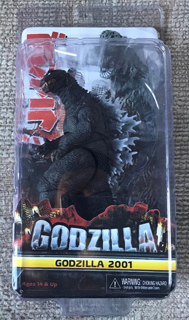 GODZILLA (2001 Movie Version) ACTION FIGURE BY NECA
