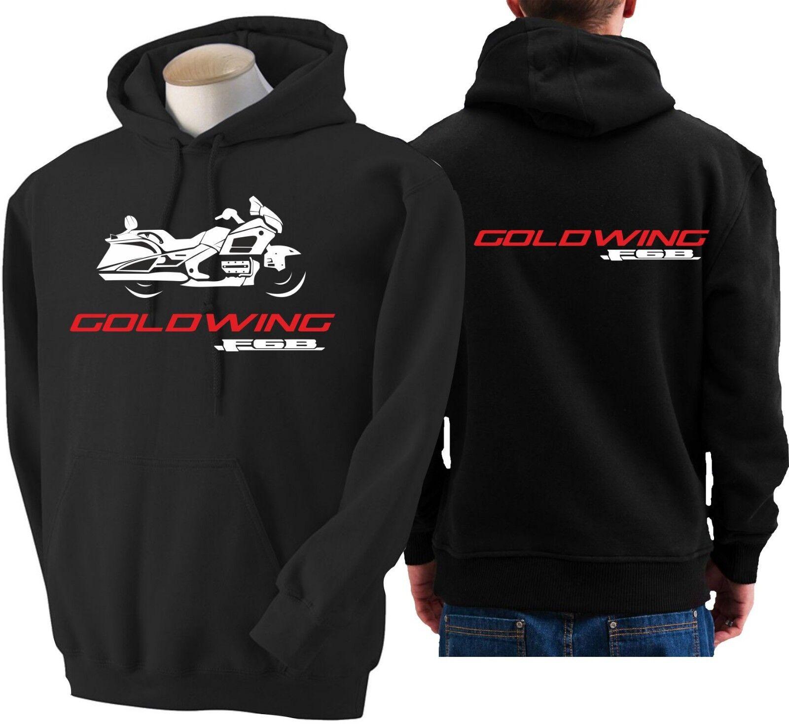 Hoodie for bike Honda GoldWING F6b sweatshirt hoody Sudadera moto sweater