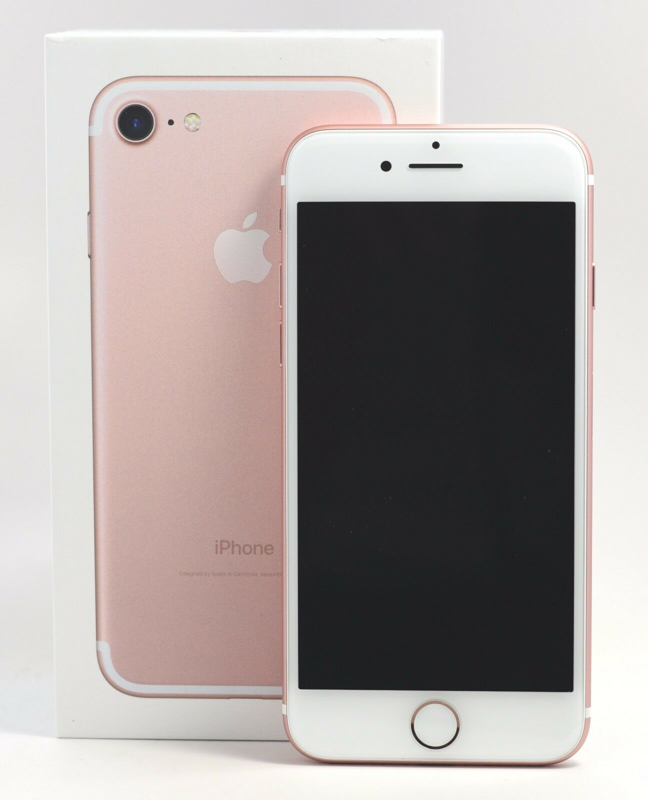 open box apple iphone 7 256gb factory unlocked rose gold. Black Bedroom Furniture Sets. Home Design Ideas