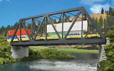 4510 Walthers Cornerstone Modernized Double-Track Railroad Truss Bridge HO Scale