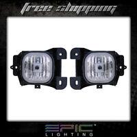 Fits 2004-05 Ford Ranger Fog Light/lamp Pair Left And Right Set