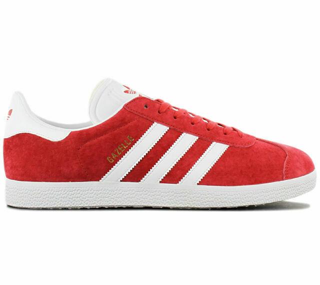 Size 11 - adidas Gazelle Scarlet