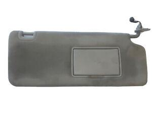 ✅ 2005-2013 Nissan Armada Titan Sun Visor Shade Front LH Left Gray OEM