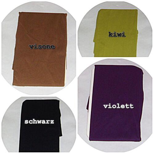 Soft Smooth Opaque Microfibre Knee Socks 30 Colors
