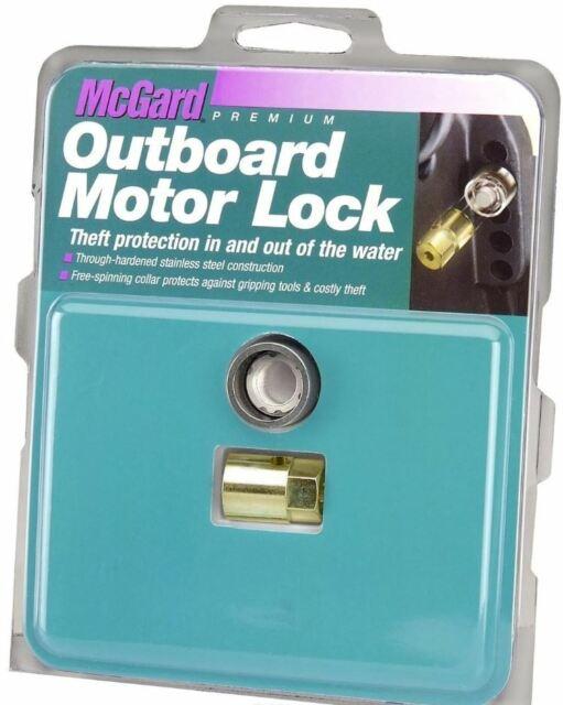 McGard Diebstahlsicherung für Außenbordmotor ab 25 PS