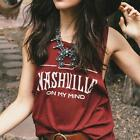 Women Summer Cotton Top Sleeveless Vest Cami Casual Blouse Tank Tops T-Shirt New
