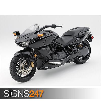 Motorbike Poster HONDA BIKES 1711 Picture Poster Print Art A0 A1 A2 A3 A4