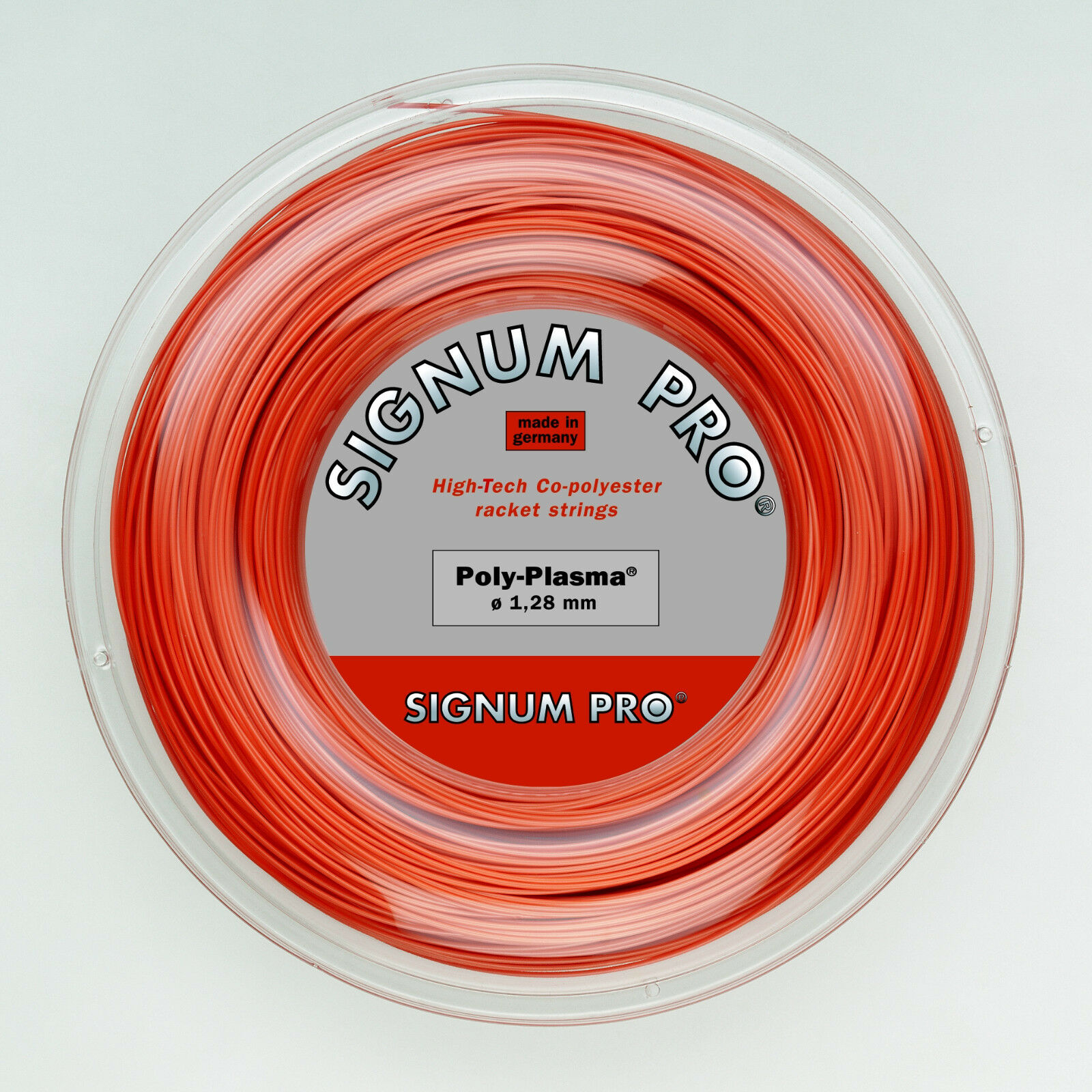Signum Pro Poly Plasma 200m   Orange     1 23 - 1 28 - 1 33mm 87e1cd