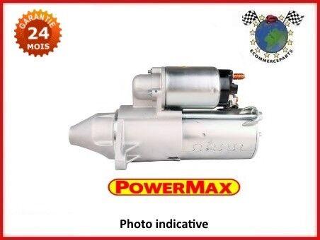 XE51PWM Démarreur PowerMax CHEVROLET BLAZER S10 Essence 1982>1994