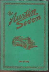 Motorsport-Book-of-the-Austin-Seven-edited-by-W-Boddy-paperback-Pub-1972-v-good