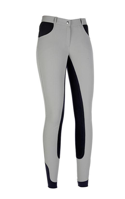 Cavallino Marino Siena Cristal Equitación Ecuestre Pantalones de montar de  asiento 3 4 Alos  online al mejor precio