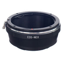 EOS-NEX Mount Adapter for Canon EF Lens to Sony NEX Camera NEX-5N A7R2 A7 VG900E