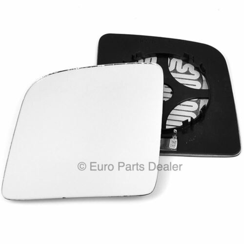 Wing mirror glass for Ford Transit Connect 02-09 Left Passenger side Electric