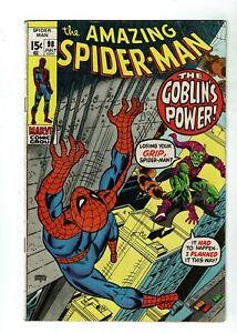 Amazing-Spider-man-98-FN-6-0-No-Comics-Code-Drug-Issue-Green-Goblin