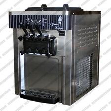 Table Top 22lh Soft Serve Ice Cream Amp Frozen Yogurt Maker Commercial Machine