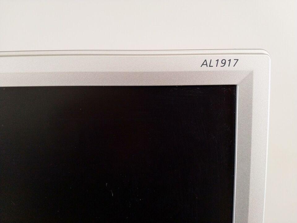 Acer Fladskærm, AL 1917 C, 19 tommer