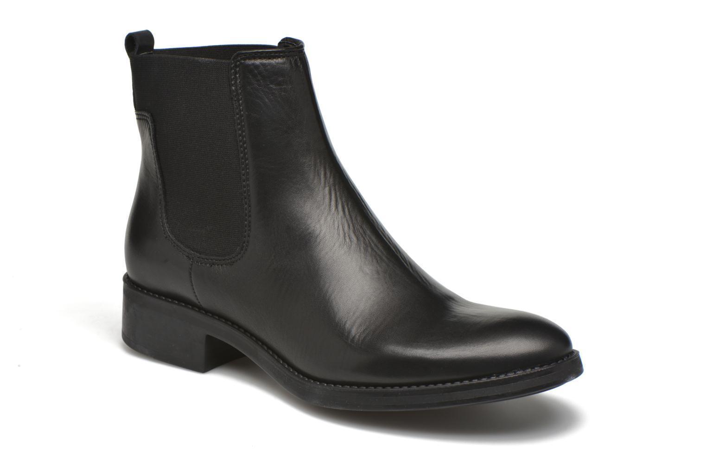 Women's Minelli Hedde Rounded toe Ankle Boots in Black UK 6 EU 39 JS24 06 SALEw