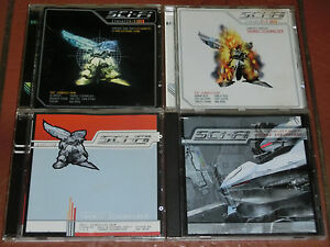 SCI - FI LEVEL 1.1 - 4.4 Comp.Mixed by Thomas Schumacher DJ Mix - <span itemprop='availableAtOrFrom'>Engelskirchen, Deutschland</span> - SCI - FI LEVEL 1.1 - 4.4 Comp.Mixed by Thomas Schumacher DJ Mix - Engelskirchen, Deutschland
