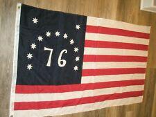 Bennington 1776 old FLAG RARE AMERICAN 3/'X5/' ® 100D HISTORY USA FLAGS U.S.A.