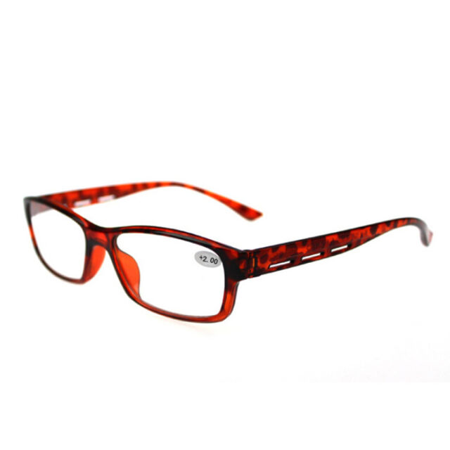PRESBYOPIA EYES COMFY READING GLASSES 1 1.5 2 2.5 3 3.5 4 DIOPTER BLACK BROWN