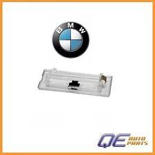 BMW E53 E83 X5 X3 2001 - 2010 License Plate Light 51137062293 Genuine