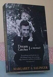 Dream Catcher A Memoir Margaret A Salinger DREAM CATCHER A MEMOIR JD Salinger pb 12