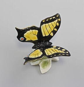 figurine-en-porcelaine-Papillon-noir-jaune-Ens-6-5x7x7cm-a6-41617