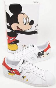 Adidas Superstar X Disney Mickey Mouse