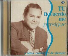 Tu Recuerdo Me Persigue Y Otras Canciones De Siempre Latin Music CD