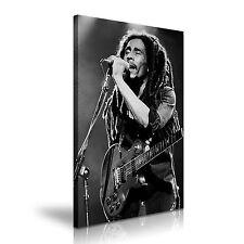 BOB MARLEY Music Canvas Framed Print 20X30 INCH / 50x76CM