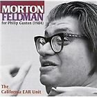 Morton Feldman - For Philip Guston [ECD] (2004)