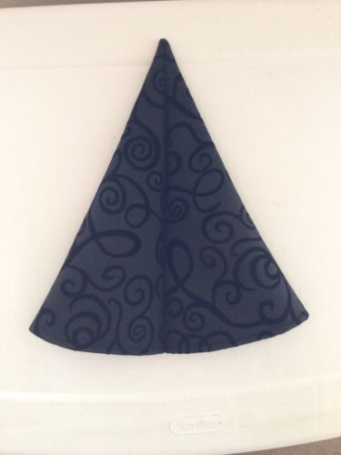 Black Scroll Gnome Elf Dwarf Birthday Party Gift Hat Mardi Gras Caps NEW!