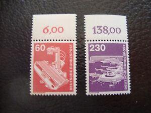 Germany-Rfa-Stamp-Yvert-Tellier-N-833-854-N-MNH-COL9
