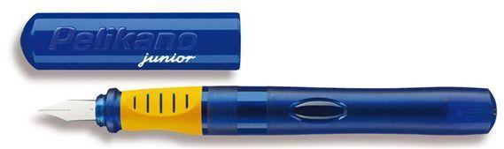 Series P67 Fountain Pen Blue Medium Point 940874 New Pelikan Pelikano JR