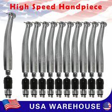10 Nsk Style Dental High Speed Handpiece Turbinequick Coupler 4hole Ybnk4 Us Vh
