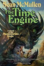 The Time Engine: The Fourth Book of the Moonworlds Saga-ExLibrary