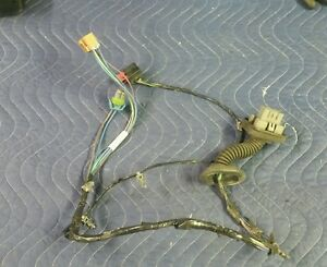 s l300 2005 2006 2007 2008 2009 2010 pontiac g6 passenger rear door Chevy Wiring Harness for 1999 Sierra Door at gsmx.co