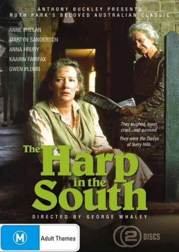 1 of 1 - Harp In The South  DVD REGION 4