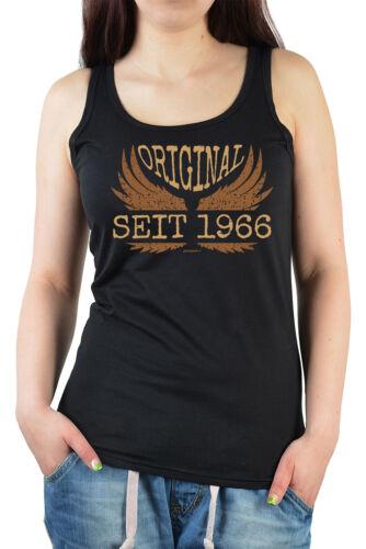 T-shirt au 53 anniversaire pour Femmes-Femmes Anniversaire 53 ans PROMOTION 1966