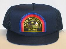 Alien Movie U.S.C.S.S. Nostromo Crew Patch Baseball Hat, NEW UNWORN