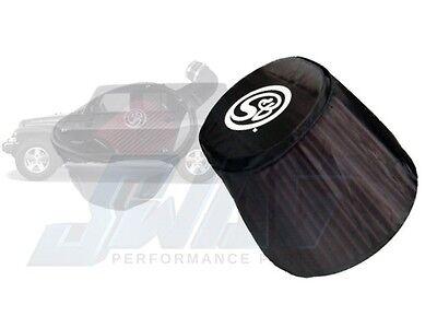 S&B Cold Air Intake Kit Pre Filter Wrap For 12-15 Jeep Wrangler JK 3.6L 3.6 V6