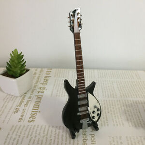 Dolls-House-Miniature-1-6-Scale-Musical-Instruments-Electric-Guitar-Model