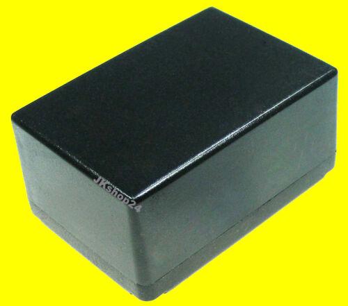 KEMO G027 Kunststoff Platinen-Leer-Gehäuse mit Deckel 72 x 50 x 35 mm G027N