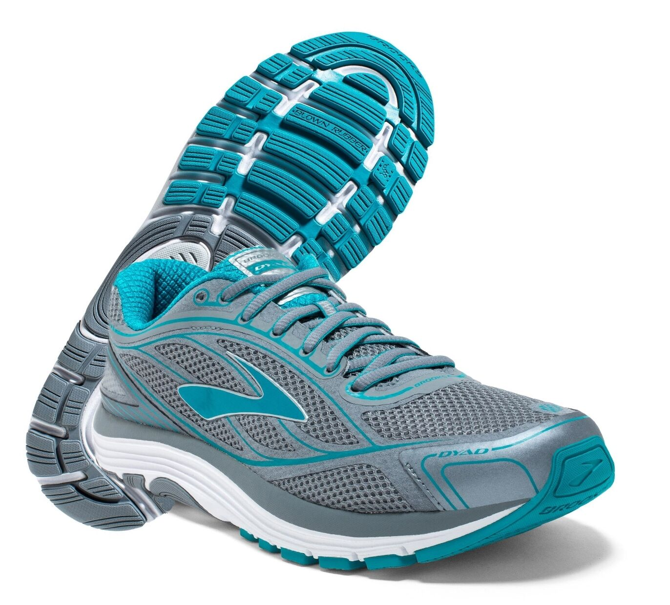 Authentic Brooks Dyad 9 Womens Runner (D) (046)