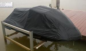 PWC-Jet-ski-Cover-Black-Fits-2011-2013-Sea-Doo-GTX-155-RXT-and-RXT-X