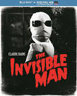 The Invisible Man (Blu-ray Disc, 2014, Includes Digital Copy UltraViolet)