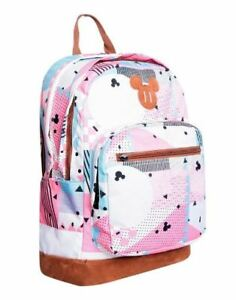 Minnie-Mouse-Disney-School-Bag-Backpack-Satchel-Rucksack-Shoulder-Bag