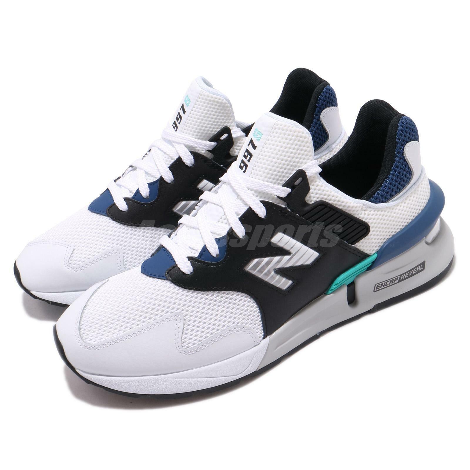 MS997JCD D blancoo Negro New Balance Azul Hombres Para Zapatos Para Correr Zapatillas MS 997 jcdd