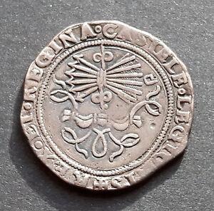 100% QualitäT Spanien, Katholische Könige, Ferdinand V. Und Isabel I., 1479 – 1504 N.c. Zur Verbesserung Der Durchblutung