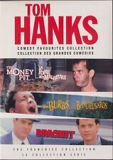 Tom Hanks: Comedy Favorites Collection (DVD, 2007, 2-Disc Set) BRAND NEW